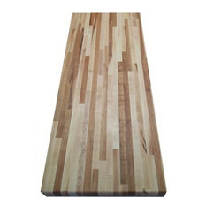 "Residence - Melia Maple Butcher Block, 26""x38"" - Kitchen Countertops"