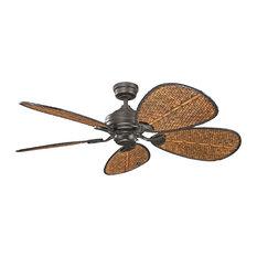 Bestselling tropical ceiling fans for 2018 houzz kichler klever fan motor assembly ceiling fans aloadofball Gallery