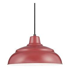 Millennium Lighting Incorporated Rwhc17 R Series 1 Light 17 Wide Warehouse Pendant