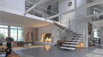 Company Highlight Video by PLASSE - Concepteurs et fabricants d'escaliers