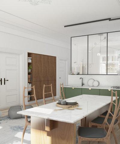 Skandinavisch  by Madde studio