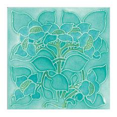 Decor Tile, Gloss Green, 1 m²