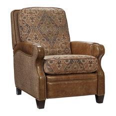 Hooker Furniture - Huntington Ambrose, Opal, Acapella Recliner - Recliner Chairs