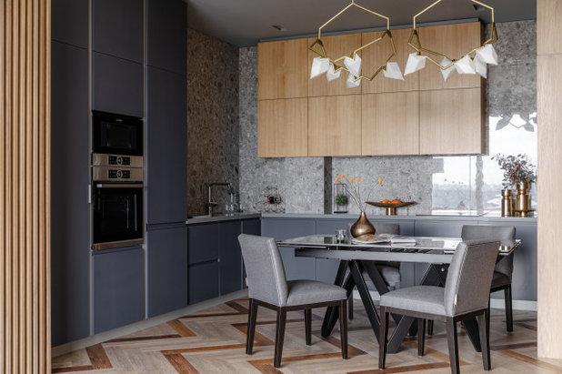 Современный Кухня by Марат