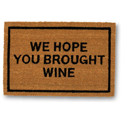 Contemporary Doormats by Matsy
