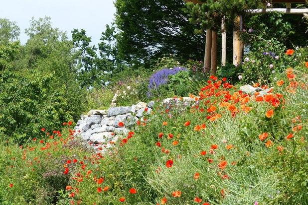 Mediterran  by Naturnahe Gärten