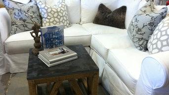Slipcovered Madelynne Sofa Sectional