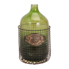 Spectacular Caged Glass Jug