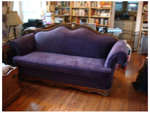 Tremendous Decorating With A Purple Sofa Gmtry Best Dining Table And Chair Ideas Images Gmtryco