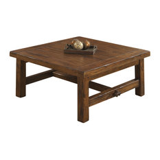 50 most popular square coffee tables for 2018 houzz emerald home chambers creek square cocktail table coffee tables watchthetrailerfo