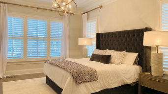 Custom Plantation Shutters & Shades in Nashville New Construction