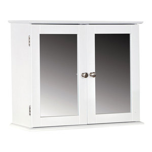 Bath Vida 2-Door Milano Wall Cabinet
