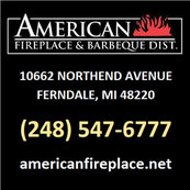American Fireplace & Barbeque Dist. - Ferndale, MI, US 48220