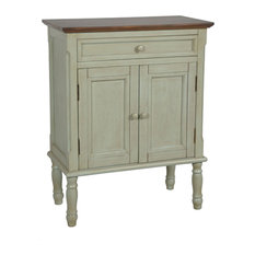 Cherise Distressed Accent Table