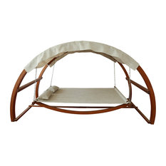 MOD - Bolivia Swing Bed With Canopy - Hammocks and Swing Chairs