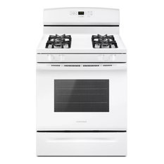 Amana AGR6603SF 30 Inch Wide 5.0 Cu. Ft. Free Standing Gas Range with Easy Acce