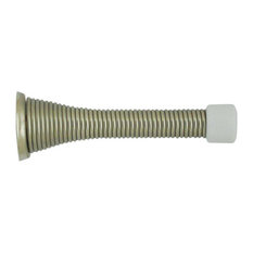 Residential Essentials   Residential Essentials Spring Stop, Bronze, Nickel    Door Stops