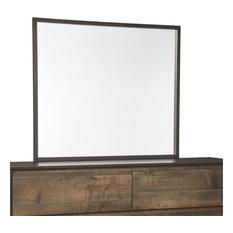 Ashley Windlore Bedroom Mirror, Dark Brown