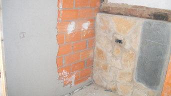 Rehabilitación casa de pueblo Yanguas, Segovia