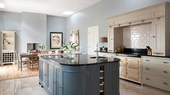 Client Kitchen - Neptune Chichester Kitchen