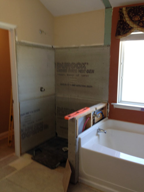 Shower Complete Bathroom Remodel