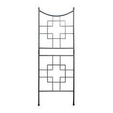 Square-on-Squares Trellis