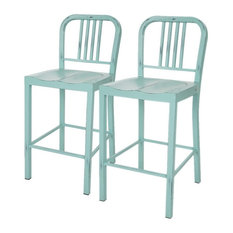 50 Most Popular Turquoise Bar Stools And Counter Stools For 2018 Houzz
