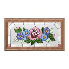 Silver Creek Flowers Panel