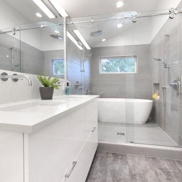 Seattle Modern Wet Room