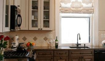 Victorian kitchen with an updated twist