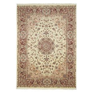 Tabriz 50Raj Persian Rug, Hand-Knotted, 350x250 cm