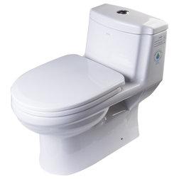 Contemporary Toilets by Buildcom