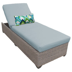 Tropical Outdoor Chaise Lounges by TKClassics