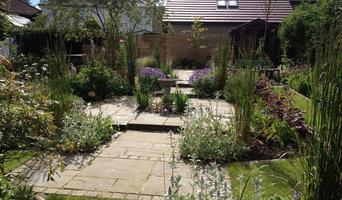 Sunny Garden in Milngavie