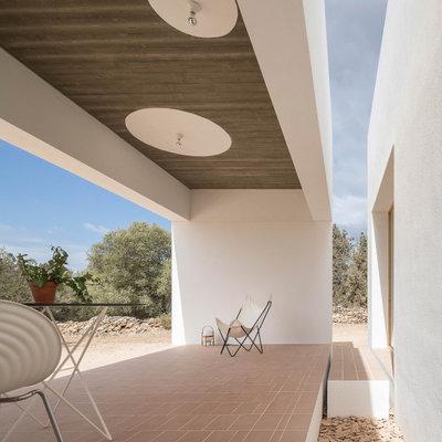 Веранда by Mari Castell, Architecture