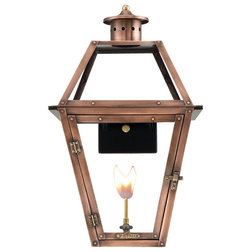Transitional Outdoor Wall Lights And Sconces by Primo Gas Lanterns