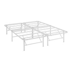 Modway Horizon Full Stainless Steel Bed Frame