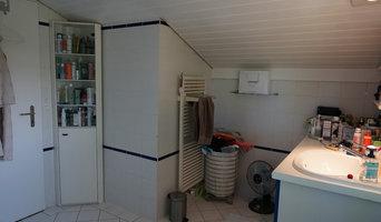 Rénovation et redistribution d'une salle de bains