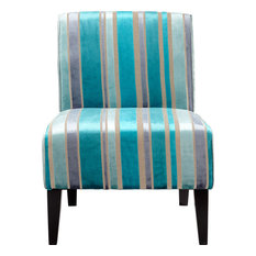 Turquoise Blue Chair