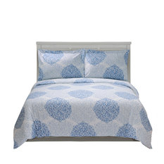 Superior 300 Thread Count Cotton Duvet Cover Set Crawford Twin Xl
