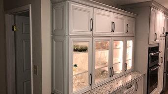 Blue Grass IA Oyster Koch Legacy Cabinets Klondike Quartz