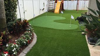 Artifical Grass - Golf Fields