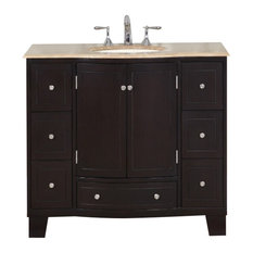 40-Inch Bathroom Vanities | Houzz
