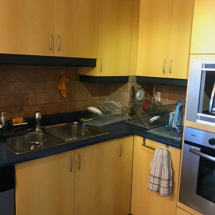 Nun's Island Kitchen Remodel