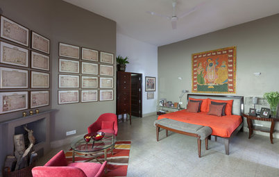 Dehradun Houzz: Kohelika Kohli's Home, a Destination of Many Journeys