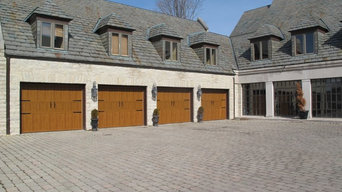 Residential Carriage House Garage Doors