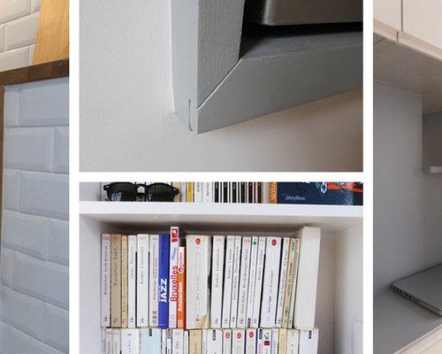 r novation d un appartement paris belleville. Black Bedroom Furniture Sets. Home Design Ideas