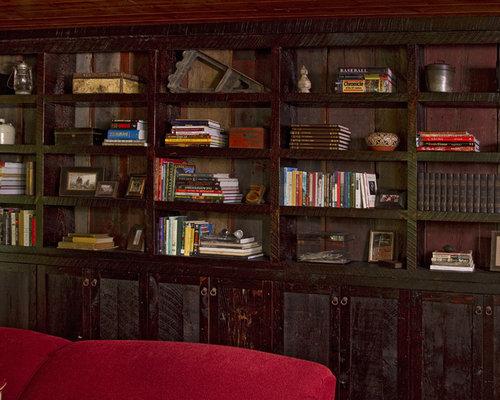 Rustic Bookshelves Design Ideas Amp Remodel Pictures Houzz