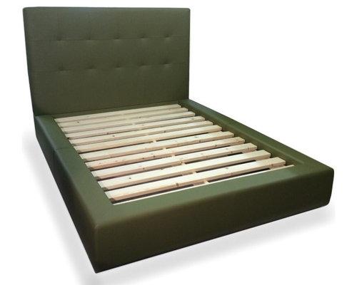 Bespoke upholstered beds - Panel Beds