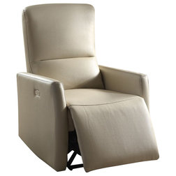 Contemporary Recliner Chairs by Homesquare